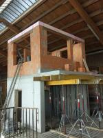 Landwirtschaftliches Gebäude, Maurer- und Betonarbeiten durch Heinzlmeier Bau aus Schrobenhausen